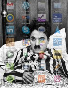 Chaplin contra las Apps (WORDPRESS)