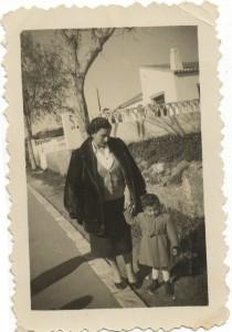 foto-abuela Chelo y mi padre